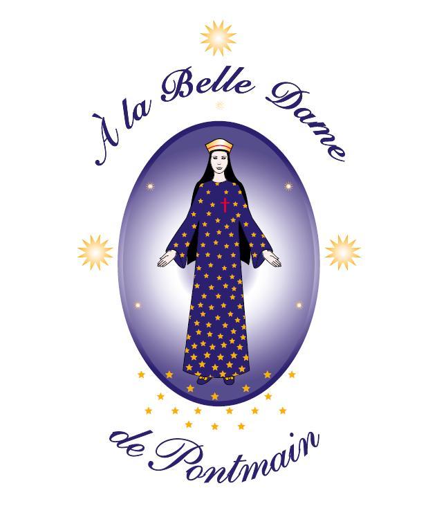 A la Belle Dame de Pontmain